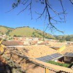 Vista de pousada villa parahytinga
