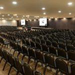 salão de eventos do Hotel Novotel Center Norte