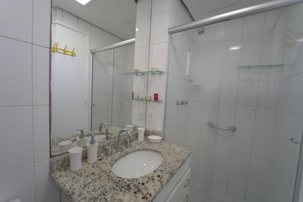 Banheiro Arai Residence home stay bela vista