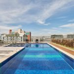 studio wise anhembi Piscina